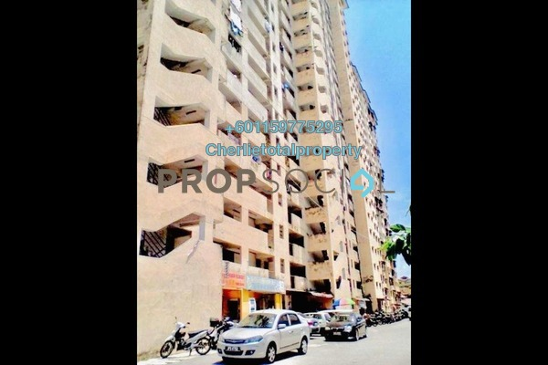 Apartment For Rent in Midah Ria, Cheras Freehold Unfurnished 2R/1B 600translationmissing:en.pricing.unit