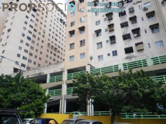 Apartment For Rent in Puncak Desa Apartment, Kepong Freehold Semi Furnished 3R/2B 900translationmissing:en.pricing.unit