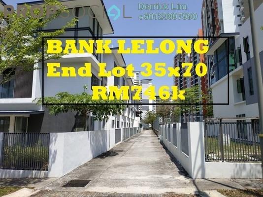 Terrace For Sale in Mutiara Villa, Kajang Freehold Unfurnished 6R/4B 746k