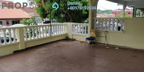 Terrace For Rent in Taman Taynton View, Cheras Freehold Semi Furnished 4R/2B 1.8k