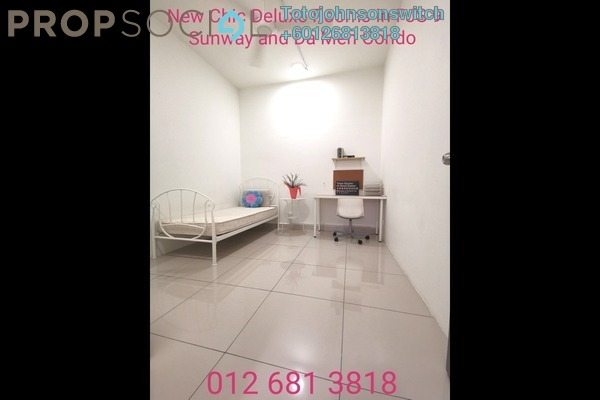 Terrace For Rent in Sunway GEO Residences, Bandar Sunway Freehold Fully Furnished 1R/1B 700translationmissing:en.pricing.unit