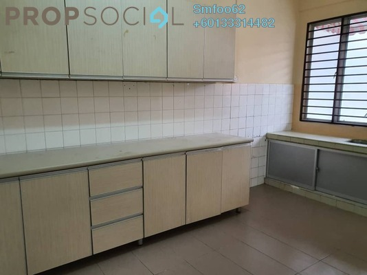 Terrace For Sale in Lucky Garden, Bangsar Freehold Semi Furnished 4R/3B 2.2m