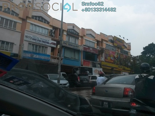 Shop For Sale in Platinum Walk, Setapak Freehold Semi Furnished 0R/0B 3.65m