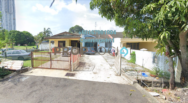 Terrace For Sale in Taman Rinting, Masai Freehold Unfurnished 3R/2B 348k