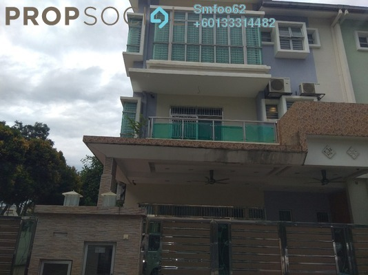 Semi-Detached For Sale in Areca Residence, Kepong Freehold Semi Furnished 6R/6B 3m