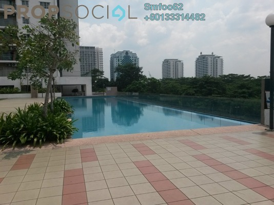 Condominium For Sale in Suria Jelatek Residence, Ampang Hilir Freehold Fully Furnished 3R/2B 485k