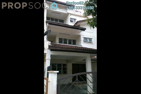 Terrace For Sale in Medan Idaman, Setapak Freehold Semi Furnished 5R/4B 1m