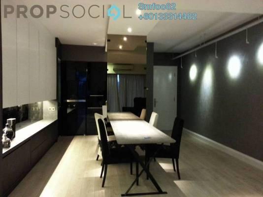 Condominium For Rent in 3 Residen, Melawati Freehold Fully Furnished 3R/3B 3k