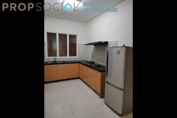 Condominium For Rent in Titiwangsa Sentral, Titiwangsa Freehold Semi Furnished 3R/2B 2k