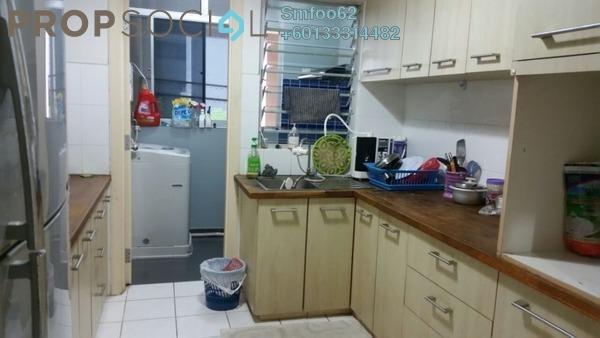 Condominium For Rent in Seri Maya, Setiawangsa Freehold Fully Furnished 3R/2B 2k