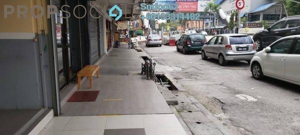 Condominium For Sale in Sri Suajaya, Sentul Freehold Semi Furnished 4R/2B 430k