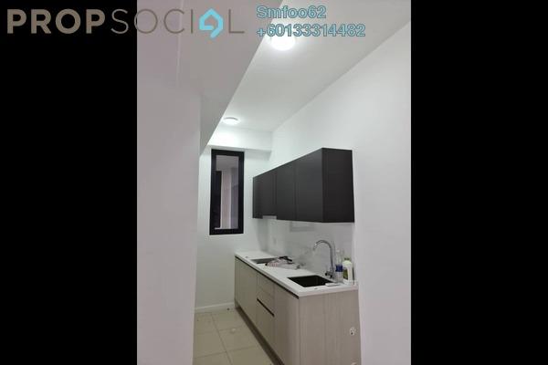 Condominium For Sale in Fera Residence @ The Quartz, Wangsa Maju Freehold Semi Furnished 3R/2B 550k