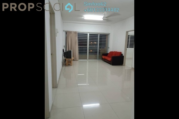 Condominium For Rent in Madu Mas, Setapak Freehold Semi Furnished 4R/2B 1.6k