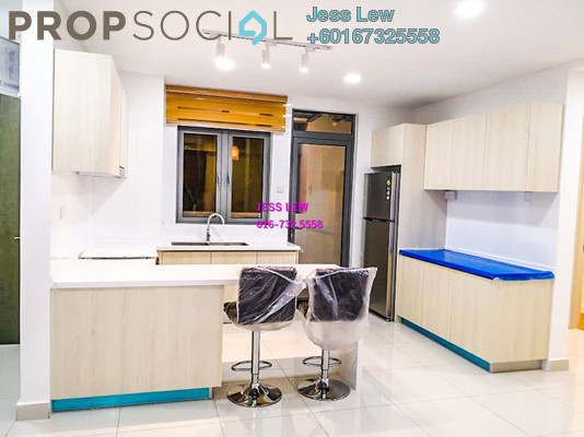 Condominium For Rent in Vivo Residential @ 9 Seputeh, Old Klang Road Freehold Fully Furnished 3R/2B 3.6k
