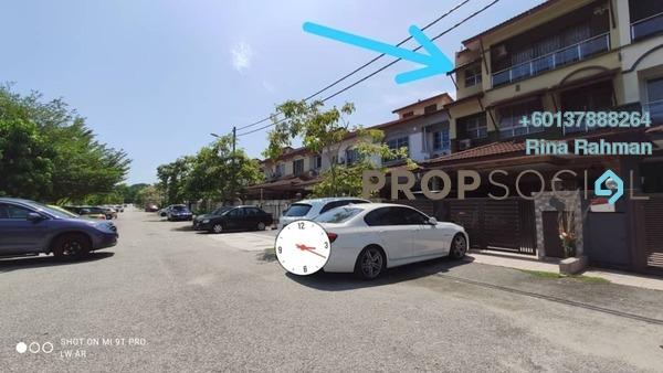 Terrace For Sale in Taman Damai Utama, Bandar Kinrara Freehold Semi Furnished 6R/4B 950k