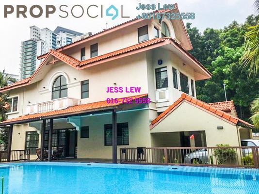 Bungalow For Rent in PJU 7, Mutiara Damansara Freehold Semi Furnished 7R/6B 12k