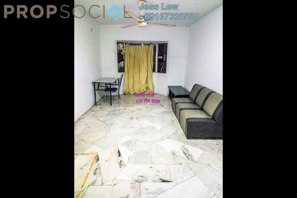 Apartment For Sale in Bandar Hilir, Melaka Leasehold Semi Furnished 3R/2B 189k
