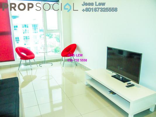 SoHo/Studio For Sale in The Scott Soho, Old Klang Road Freehold Fully Furnished 1R/2B 360k