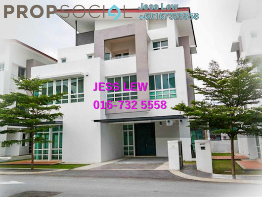 Bungalow For Sale in The Grove, Petaling Jaya Freehold Fully Furnished 7R/7B 5.56m
