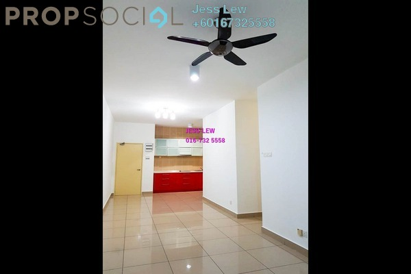 Condominium For Sale in OUG Parklane, Old Klang Road Freehold Semi Furnished 3R/2B 450k