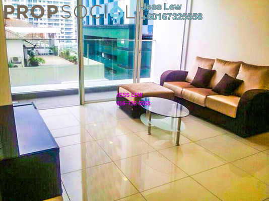 Condominium For Sale in M Suites, Ampang Hilir Freehold Fully Furnished 3R/3B 1.68m