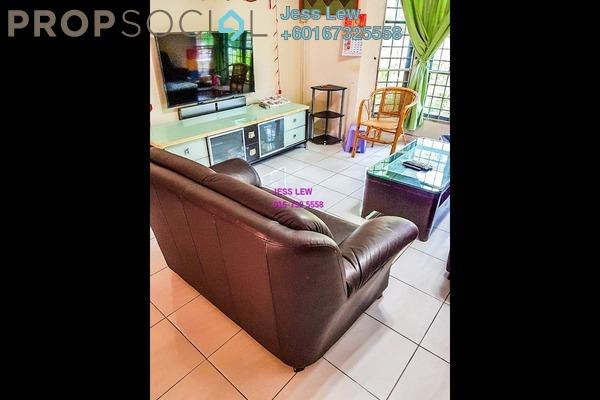 Terrace For Sale in Precinct 8, Putrajaya Freehold Semi Furnished 3R/3B 845k