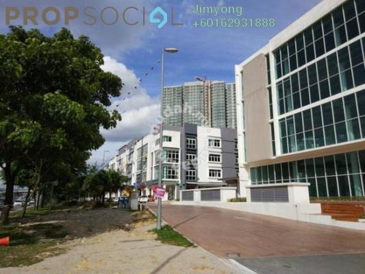 Office For Rent in Boulevard Business Park, Jalan Ipoh Freehold Unfurnished 1R/1B 2.8k