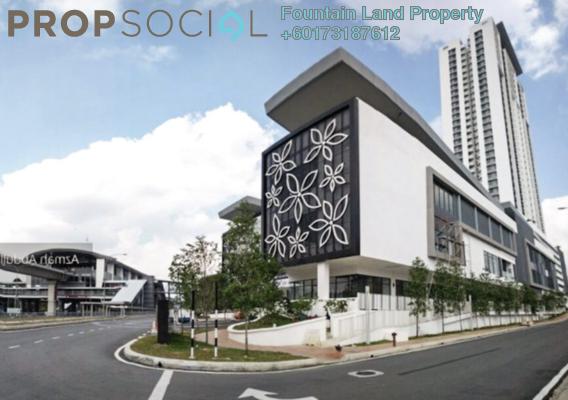 Serviced Residence For Sale in 8 Kinrara, Bandar Kinrara Freehold Semi Furnished 1R/1B 390k
