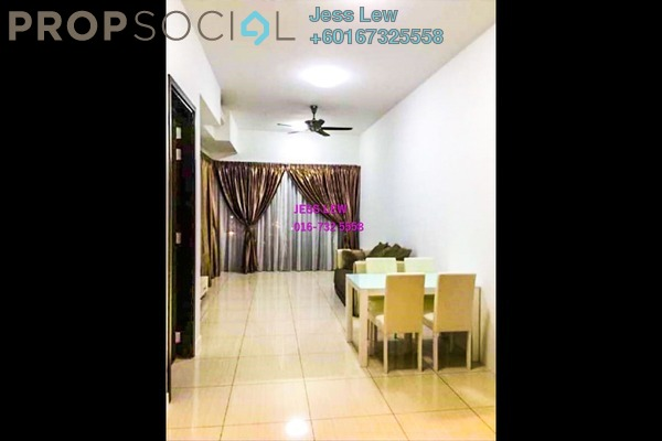 Condominium For Sale in The Elements, Ampang Hilir Freehold Fully Furnished 2R/2B 650k