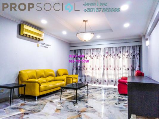 Condominium For Sale in Menara Polo, Ampang Hilir Freehold Semi Furnished 3R/2B 550k