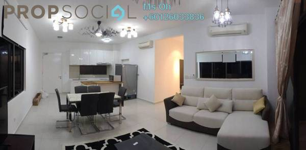 Condominium For Rent in Mirage By The Lake, Cyberjaya Freehold Fully Furnished 3R/3B 2.45k