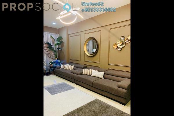 Condominium For Rent in Villa Wangsamas, Wangsa Maju Freehold Fully Furnished 3R/2B 2.5k