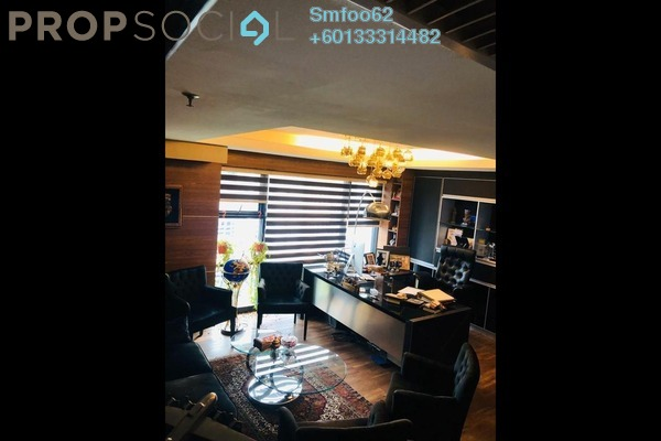 Office For Sale in Plaza 138, KLCC Freehold Semi Furnished 0R/0B 1.28m