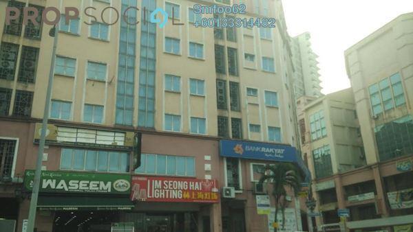 Shop For Rent in Diamond Square, Setapak Freehold Unfurnished 0R/0B 3.5k