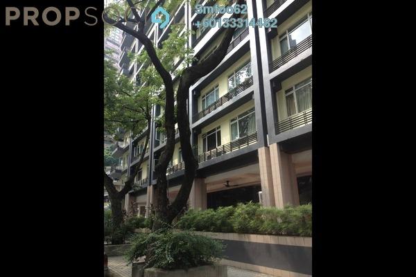 Condominium For Rent in 38 Bidara, Bukit Ceylon Freehold Fully Furnished 2R/2B 2k