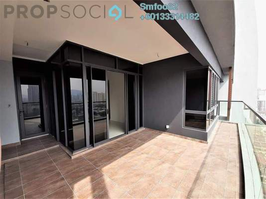 Condominium For Rent in Bennington Residences, Setapak Freehold Fully Furnished 3R/2B 2.8k
