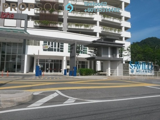 Condominium For Rent in Saville, Melawati Freehold Fully Furnished 3R/2B 1.8k