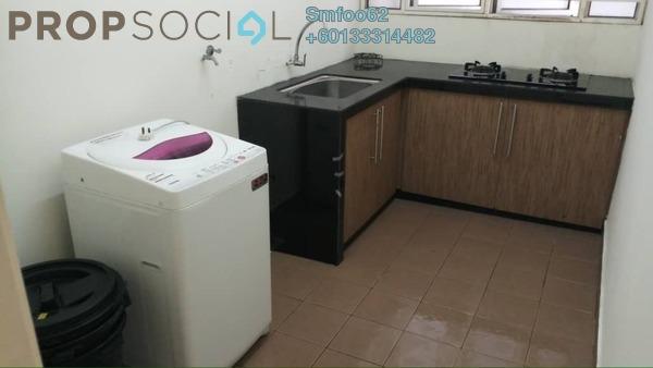 Condominium For Rent in Platinum Hill PV5, Setapak Freehold Semi Furnished 4R/2B 1.2k