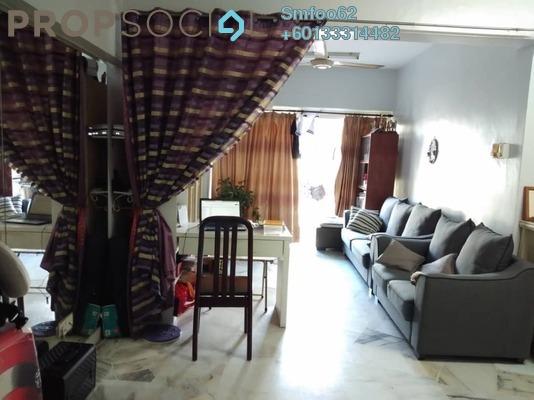 Condominium For Rent in Sri Pelangi, Setapak Freehold Fully Furnished 3R/2B 1.3k