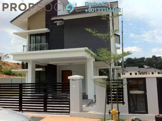 Bungalow For Sale in Anjung Melati, Gombak Freehold Unfurnished 7R/8B 2.5m
