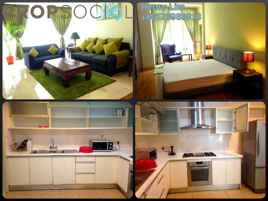 Condominium For Rent in Northpoint, Mid Valley City Freehold Fully Furnished 3R/2B 4.5k