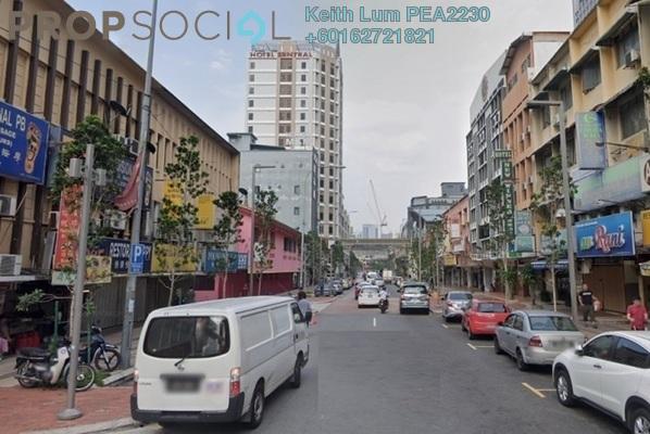 Shop For Rent in Jalan Tun Sambathan, Brickfields Freehold Semi Furnished 2R/2B 18k