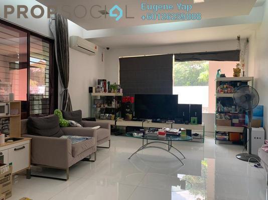 Terrace For Sale in Safa, Desa ParkCity Freehold Semi Furnished 4R/4B 4.25m