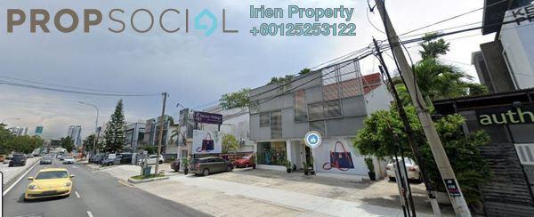 Shop For Sale in Taman Bangsar, Bangsar Freehold Semi Furnished 5R/5B 25m