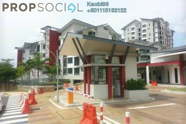 Condominium For Sale in Alam Desa, Putrajaya Freehold Fully Furnished 3R/3B 400k