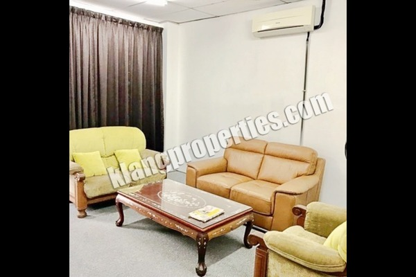 Office For Rent in Bandar Puteri Klang, Klang Freehold Fully Furnished 0R/0B 1.9k