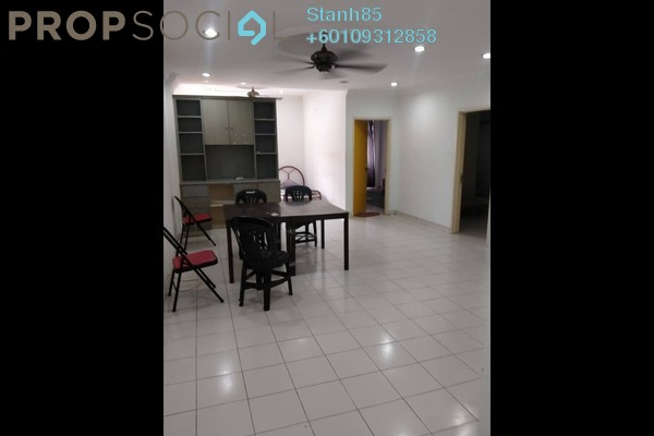 Condominium For Rent in Fortune Avenue, Kepong Freehold Semi Furnished 3R/2B 1.25k
