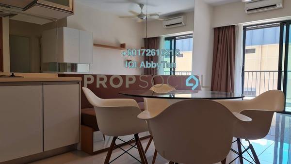 Condominium For Sale in The Peak SOHO, Kota Kinabalu Leasehold Fully Furnished 1R/1B 652k