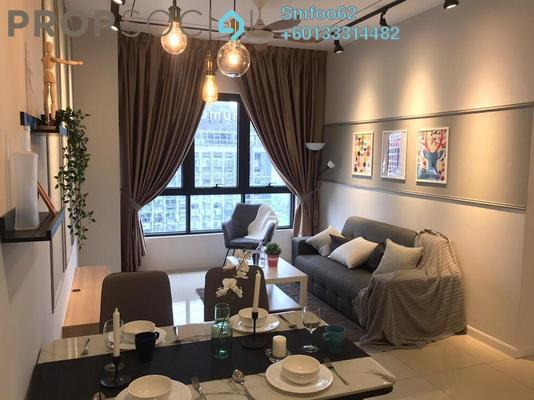 Condominium For Rent in Novum, Bangsar South Freehold Fully Furnished 2R/2B 3.2k