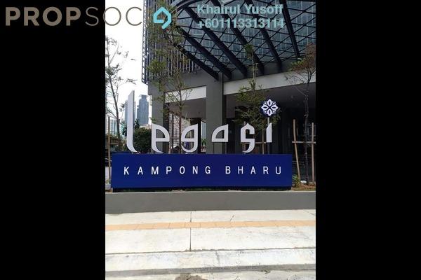 Condominium For Sale in Legasi Kampung Baru, Kampung Baru Freehold Unfurnished 3R/2B 785k